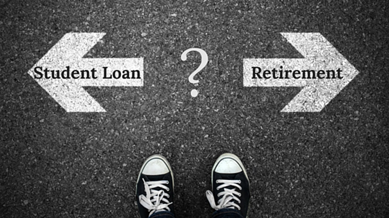 How Saving for Retirement Can Help You Pay off Your Student Loans